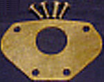 Bronze Cam Thrust Plate