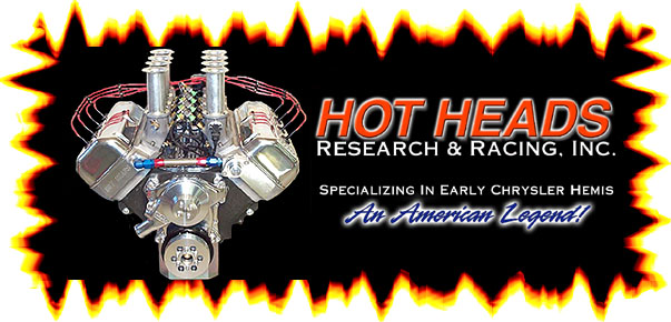 Hot Heads Research & Racing