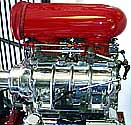 Carb Linkage, Blower